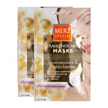 Merz Special Spa Delux Skin Improving Mask