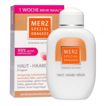 Köpa billiga Merz specialdrageer - hud, hår, naglar online