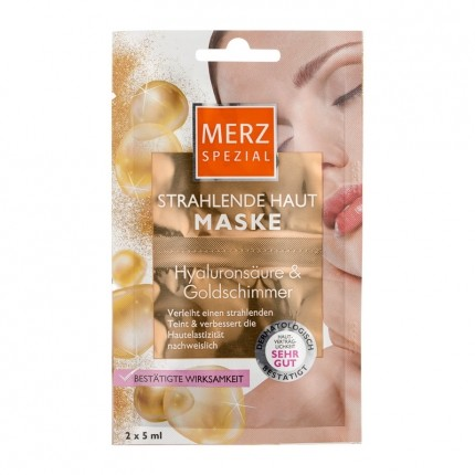 Merz Spezial 2 in 1 Spa Deluxe Mask