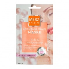 Merz Spezial Spa Deluxe relaxation mask
