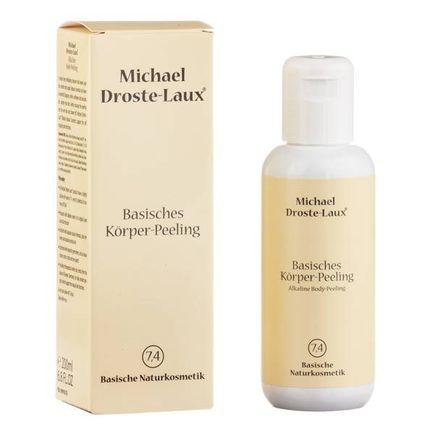 Michael Droste-Laux Basisches Körper-Peeling mit Lavaerde
