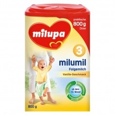 Milumil Folgemilch 3 Vanille, Pulver
