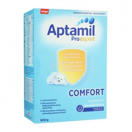 Aptamil Milchnahrung Comfort, Pulver