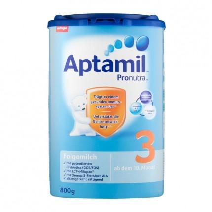 Aptamil mit Pronutra Folgemilch 3, Pulver