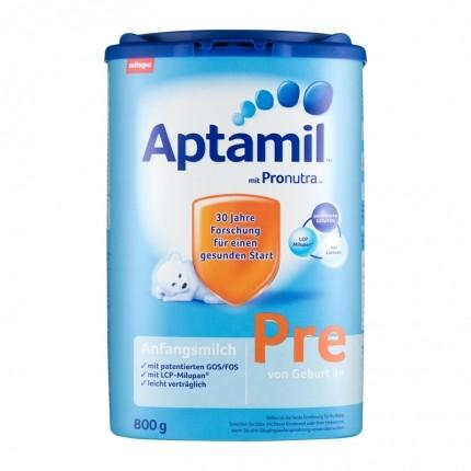 Aptamil Pre Anfangsmilch mit Pronutra, Pulver