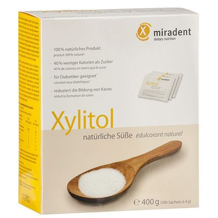 Miradent, Xylitol, sachets