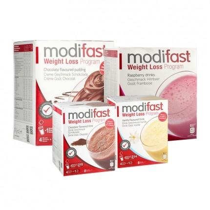 modifast 7 Tage-Wunschgewicht-Paket