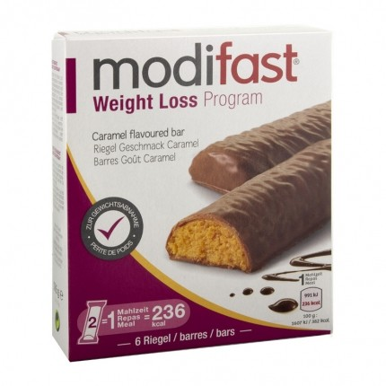 Modifast Lunch Riegel Karamell