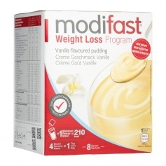Modifast Program Cream Vanilla Powder