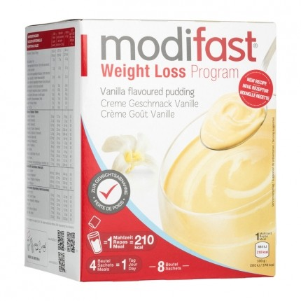 modifast Program Crème, Vanille, Pulver