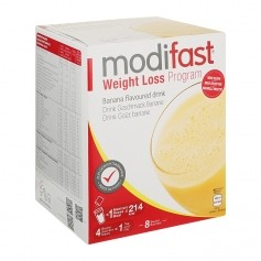 Modifast Program Drink Banan, pulver