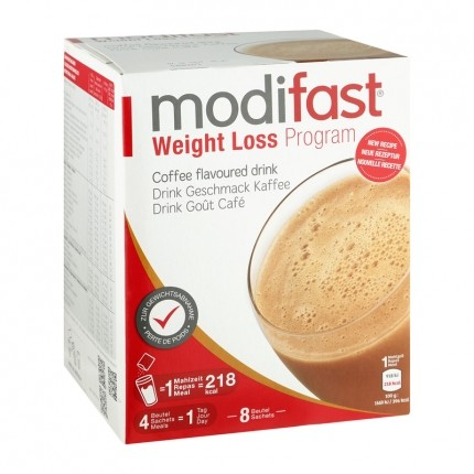 Modifast Program Drink Coffee Powder