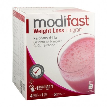 Modifast Program Drink Raspberry, Powder