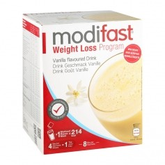 Modifast Program Drink Vanilla Powder