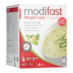 Modifast Program Potatis- & Purjolökssoppa