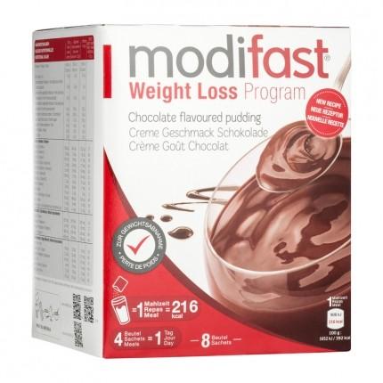 Program Crème, Schokolade, Pulver (8 x 55 g)