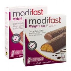 Modifast Lunch Riegel Test-Duo