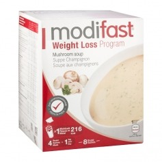 modifast Programm Suppe Champignon