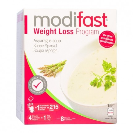 Modifast Programm Suppe Spargel