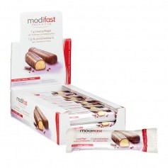 Modifast Protein Plus Riegel schwarze & weisse Schokolade Box
