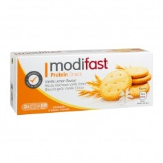 Modifast Protein Snack Biscuit Vanille-Zitrone