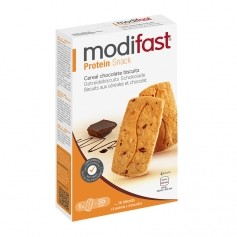 Modifast Protein Plus Getreidebiscuits Schokolade