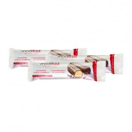 3 x modifast Snack Riegel Schokolade