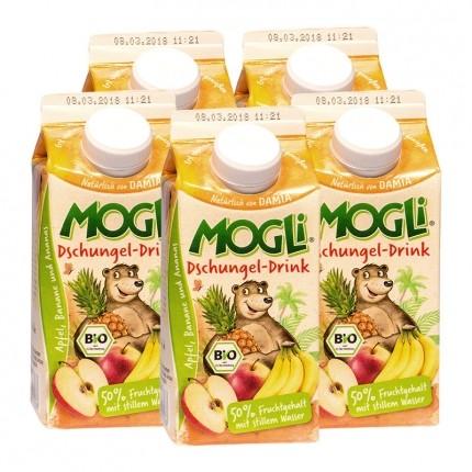 Mogli Bio Dschungel-Drink