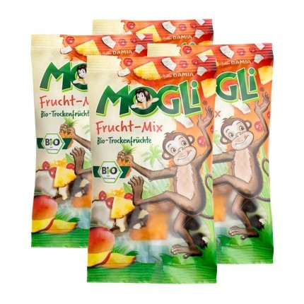 Mogli Bio Frucht Mix Trockenfrüchte