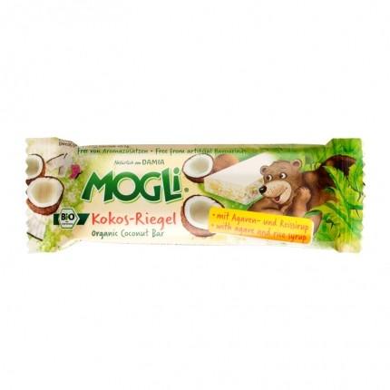 8 x Mogli Kokos-Riegel Bio