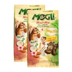 Mogli Bio Mini-Mix, Riegel, Kokos-Mandel