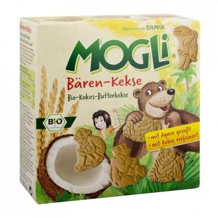 Mogli Kokos-Butter-Bären-Kekse Bio