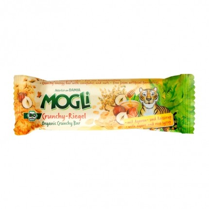 Mogli Crunchy-Riegel Bio