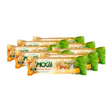 8 x Mogli Crunchy-bars Eko