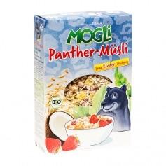 Mogli Erdbeer-Kokos-Panther-Müsli Bio