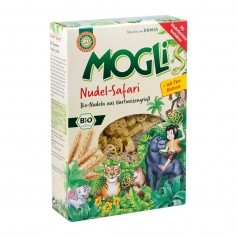 Mogli Nudel-Safari Hartweizennudeln Bio