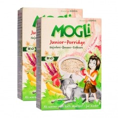 Mogli Bio Junior-Porridge