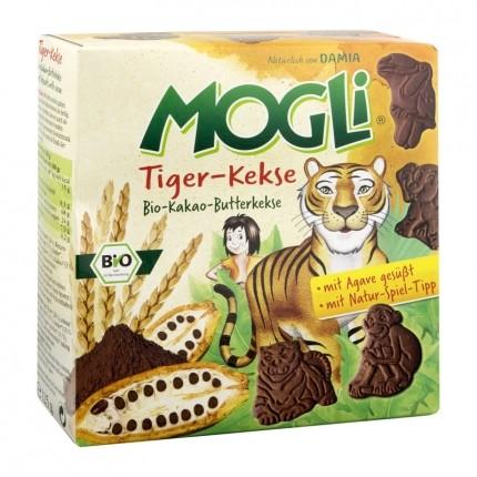 Mogli Kakao-Butter-Tiger-Kekse Bio