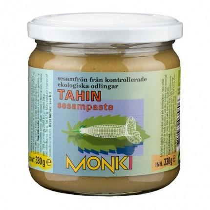 Monki Sesampasta utan salt 330g EKO