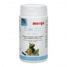 BIOREX Health-Line Eisen (II) Vegicaps mit Vitamin C, Kapseln