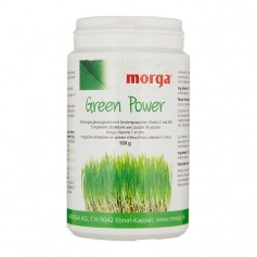 BIOREX Health-Line Green Power mit Gerstengras, Pulver