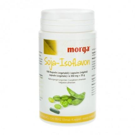 morga, Soja-isoflavone gélules végétales, gélules