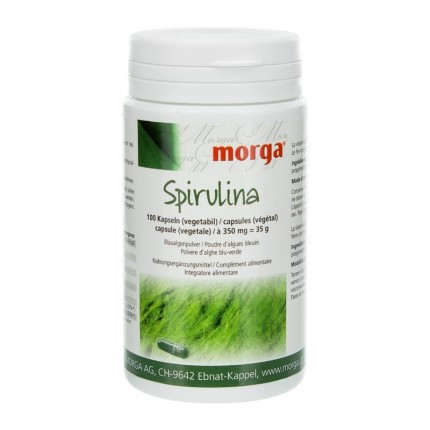 Attention aux effets secondaires de la spiruline. - Doctissimo - Guide