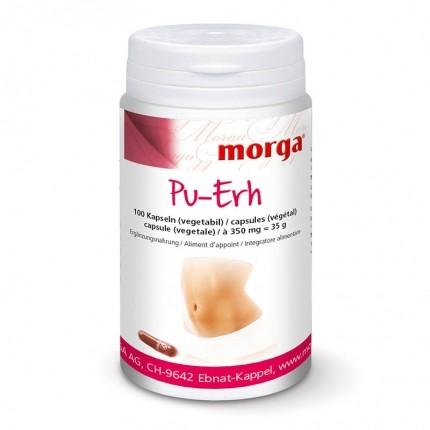 BIOREX Health-Line Pu-Erh Vegicaps mit L-Carnitin, Kapseln