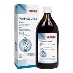 morga Eisen Wellness-Drink