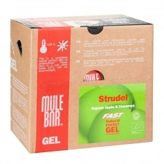 MuleBar Kicks Apple Strudel, Gel