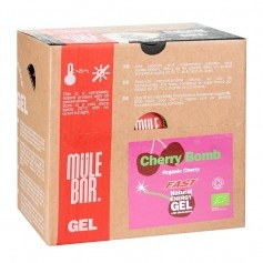 MuleBar Kicks Cherry Bomb, Gel