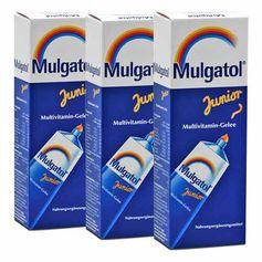 Mulgato, Junior, lot de 3, gel
