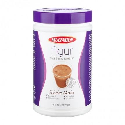 figur, Diät-Shake, Schokolade, Pulver (430 g)