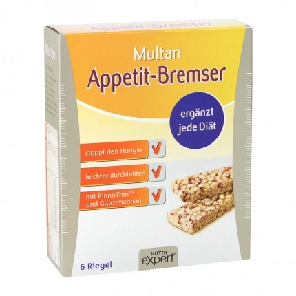 Multan Appetit-Bremser, Riegel